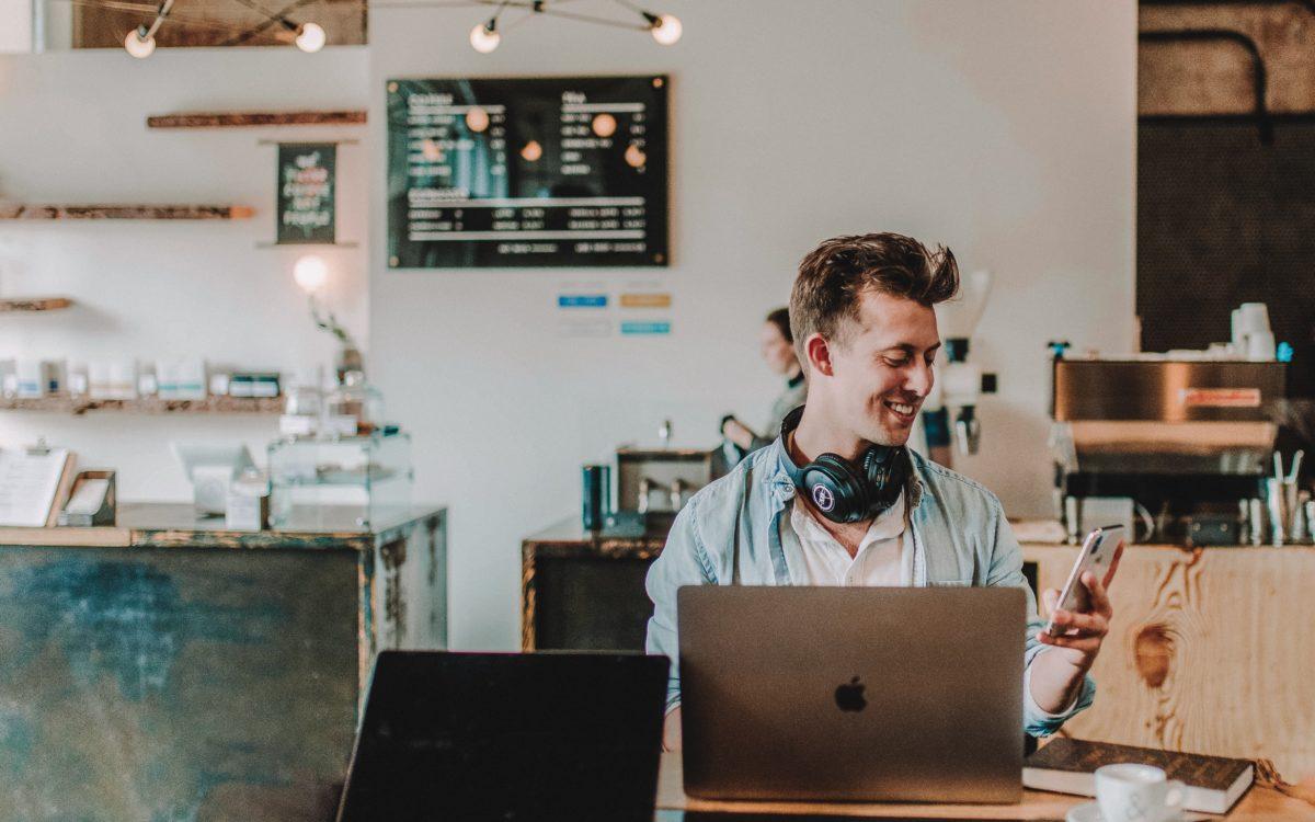 Das Konzept des Anti-Cafés – wie es Teil des 'New Normals' der Arbeitswelt werden könnte
